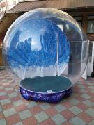 Delight shoppers with an inflatable Miracle ball
