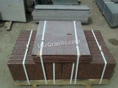 Granite wholesale with delivery across Ukraine and abroad