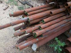 Hot rolled pipe