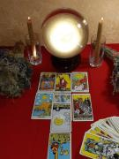 Magician services, Love spell, fortune-telling, fortune-telling on Tarot, love spell on pho