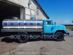 Manufacturer of milk tankers, tankers, water carriers, fish carriers