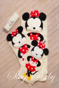 Mimic sleeping bag for children Minnie Mouse (size in assortment