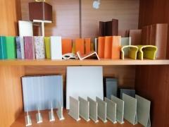 Профили стеклопластиковые конструкционные пултрузионные строительные PSK уголок швеллер двутавр квадратная труба