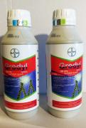 roundup, greenfort systemic herbicide of continuous action