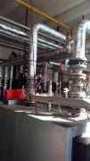 Selling gas boiler Viessmann 620 kW second-hand in excellent condition