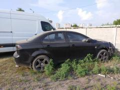 Selling Lancer X, 2011 after impact, the nodes are intact