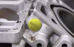 Thermal seal indicator of engine overheating